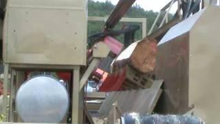 Twin-Cut Portable Sawmill