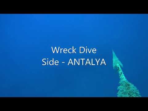 Underwater Museum of Side-Side Sualtı Müzesi
