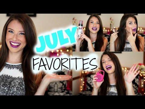 July Favorites 2015! | Kelly Nelson