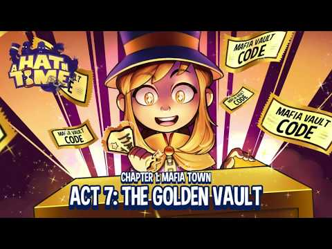 A Hat In Time [10]: Golden Ticket