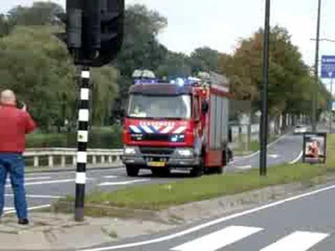 Hulpverleningsvoertuig brandweer Leidschendam-Voorburg
