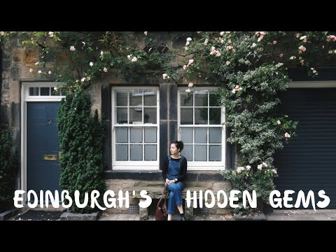 Edinburgh's Hidden Gems!