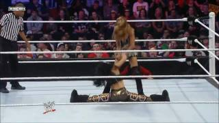 TOP TEN MOVES OF WWE'S MELINA (2010 EDITION)