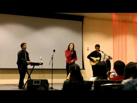 Arden Cho LIVE @ UCI - I'm The One To Blame