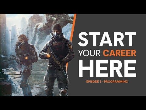 Start Your Career Here - Programming