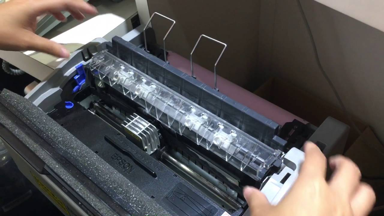 How To Remove Ink From Leather >> LQ310使用教學 - YouTube