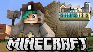 WE BUILT THIS CITY! - PillagerCraft SMP - Ep.8