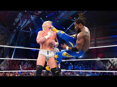 Every Kofi Kingston Vs. Dolph Ziggler Match, Ever: WWE Playlist