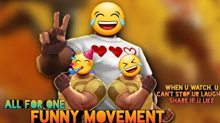 All for One - New Brawl Funny Movement  - Guns of Boom