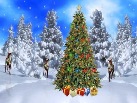 free animated christmas scenes