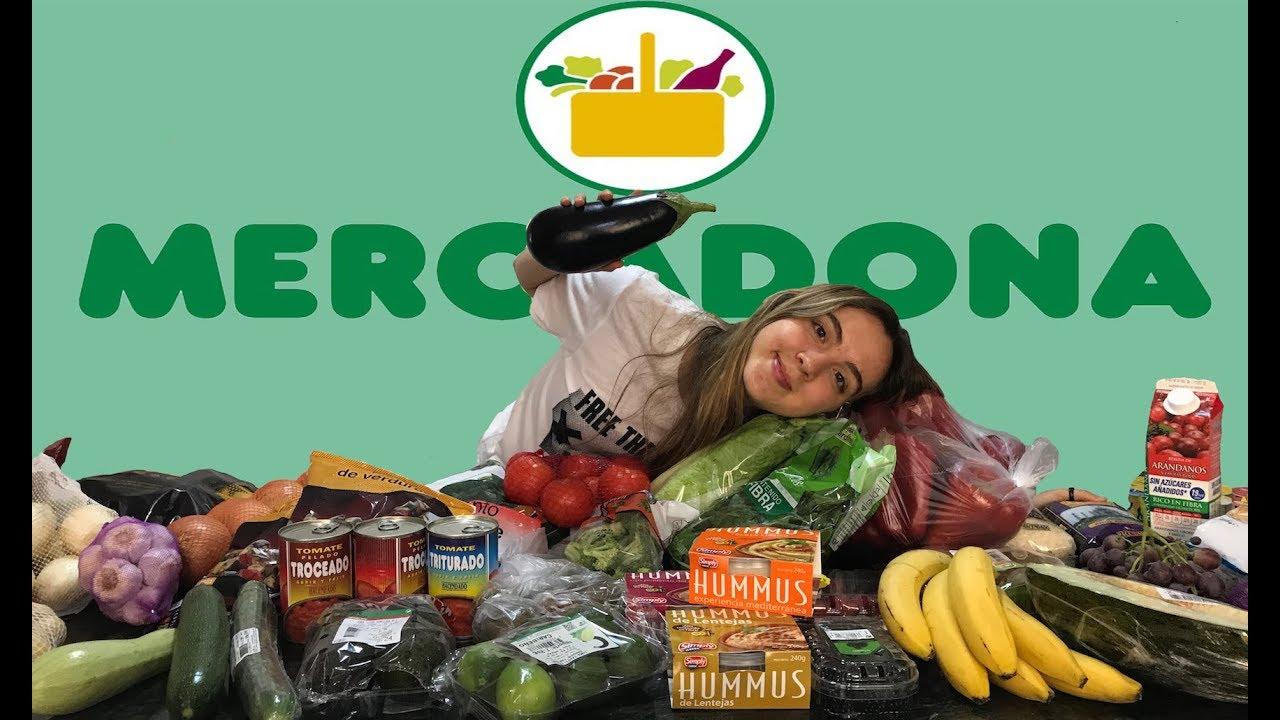 Alimentos para veganos en mercadona