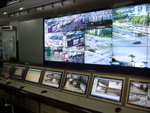 HIKVISON - Video Wall 2 - Security One - YouTube