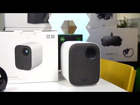 ΤΟΥΣ ΚΑΡΦΩΝΩ😉!! Oculus Rift S & Mijia Youth Projector Greek Review