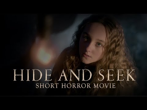 HIDE AND SEEK  | Scary Short Horror Film | Bújócska (2017)