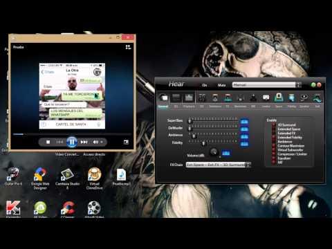 Descargar ecualizador para windows 10