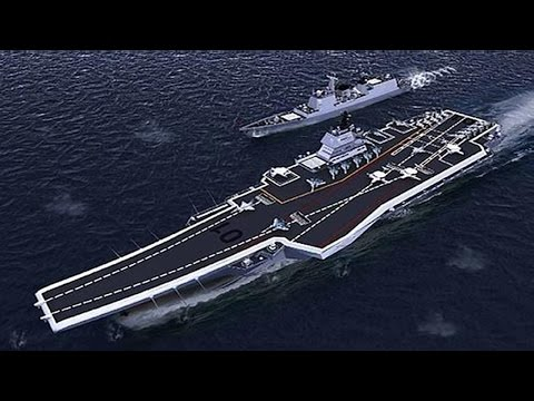 How chinese Navy improve outgoing combat capacity? china military drills south sea island 中國有實力守衛南海