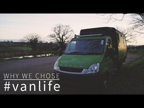 Choose vanlife | Living rent free