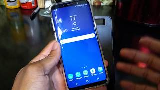 Samsung Galaxy S9/S9 Plus Display Features Functionality Res and Modes