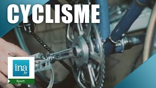 Le premier vélo de course électrique | Archive INA