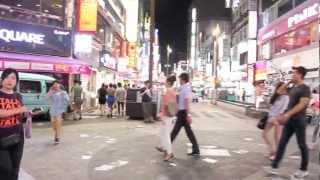 Seomyeon | Busan At Night