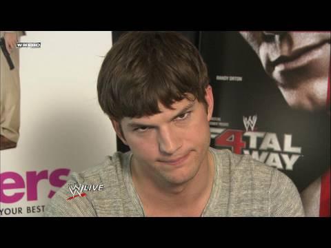 Zack Ryder addresses Raw guest host Ashton Kutcher