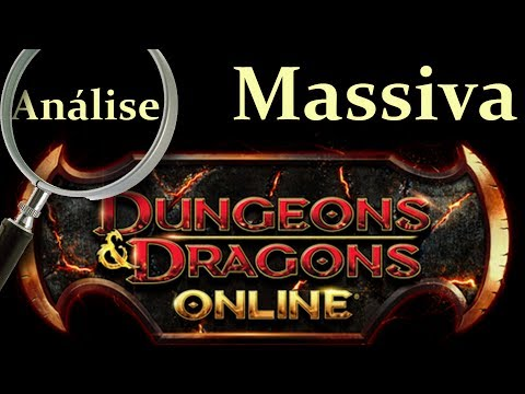 Dungeons & Dragons Online [Análise Massiva]