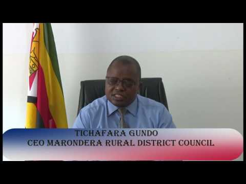 Marondera Rural District Council Center of Excellence Practices