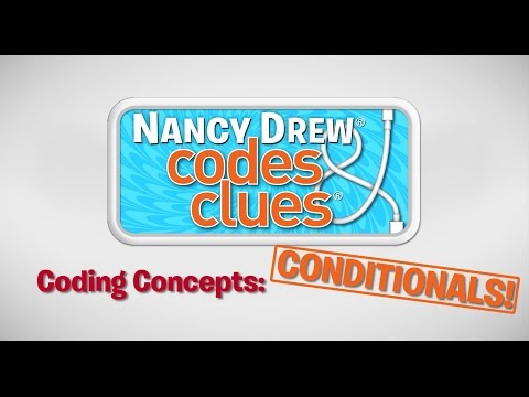 Coding Concepts: Conditional Statements and Pets | Nancy Drew: Codes & Clues | Hi Kids