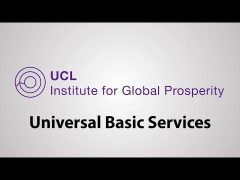 Universal Basic Services