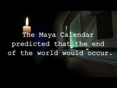 Doomsday? Strange things happened. December 21, 2012. Maya Calendar