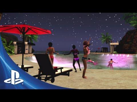 PlayStation Home Diamond Beach Mansion: Infinity Pool