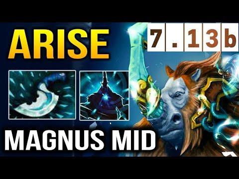 ArisE Pro Magnus: You Don't Need 5 Man RP To Win Dota 2