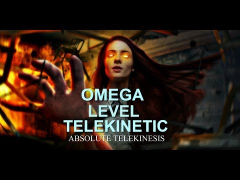 Absolute Omega Level OmniTelekinetic - Absolute Telekinesis Master -  Subliminal