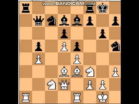 Mikhail Tal vs Johann Hjartarson ( 1-0 )