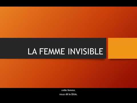 Des miracles a se rappeler : La femme invisible