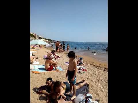 Praia .de. Gondarém .foz .do. Douro litoral