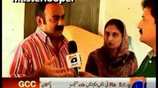 MQM Relief Works Acclaimed by the Flood Victims Still No Government Help on its own