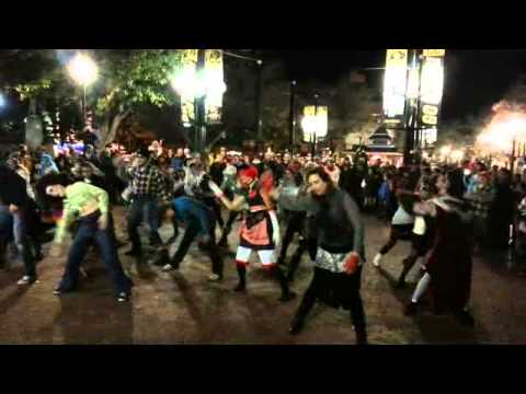 Thriller   Pearl Street Mall