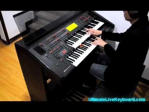 Right Round - Piano | Electone | エレクトーン (Flo Rida ft. Kesha)