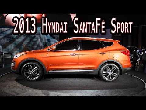 2013 Hyndai SantaFé Sport - Cars in Auction - O Brazil de fora do Brasil