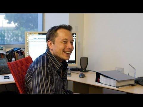 Elon Musk Gives Life Advice (2008)