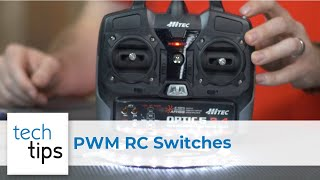 PWM RC Switches