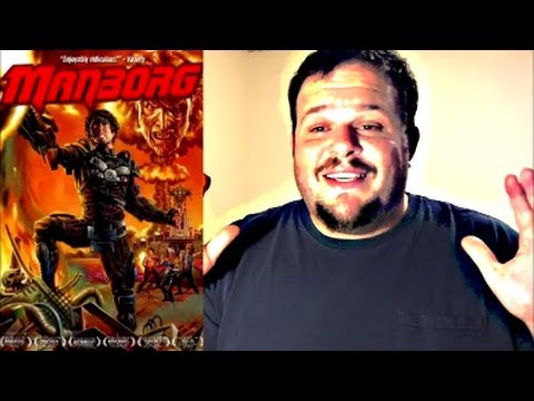 Manborg (2011) movie review science fiction comedy