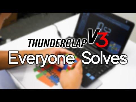 QiYi Thunderclap V3 M | Everyone Solves