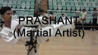Prashant Karate Boy