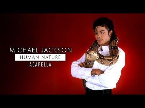 Michael Jackson - Human Nature [Mastered Acapella]