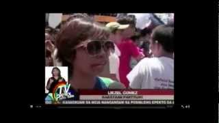 TV Patrol Central Visayas (ABS-CBN) on May 1 Labor Day