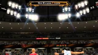 NBA 2K13 TNT SCOREBOARD V2