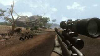 Far Cry 2 All Weapons