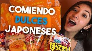 ASMR En Español - Comiendo Dulces Japoneses 🇯🇵